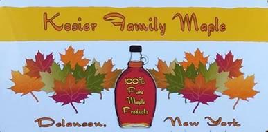 Kosier Family Maple